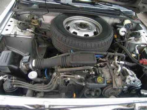 subaru loyale engine motor subaru loyale 1 8 inyectado maule accesorios autos