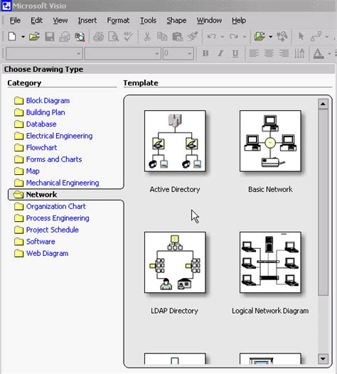 visio file structure template get it done use visio to diagram an exchange 2000