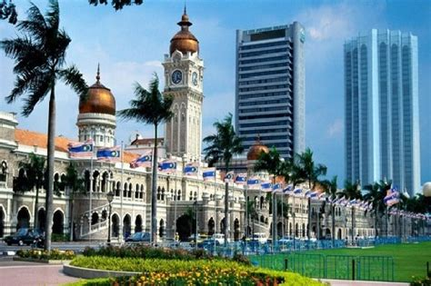 places  visit  malaysia tourist attractions