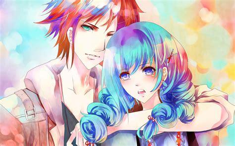 anime couple wallpaper tumblr anime couple 811624 walldevil