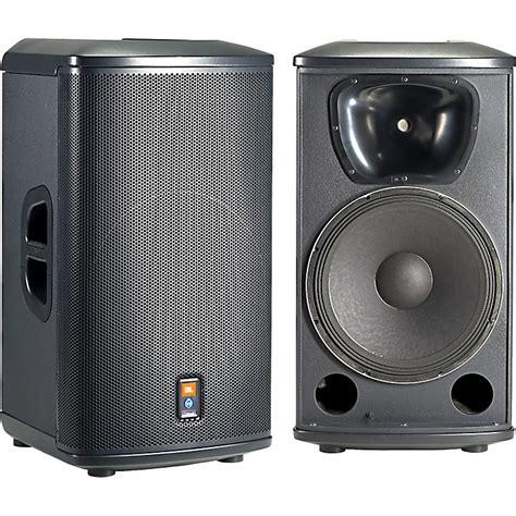 Speaker Jbl Prx515 jbl prx515 2 way speaker system 15 quot pair musician s friend