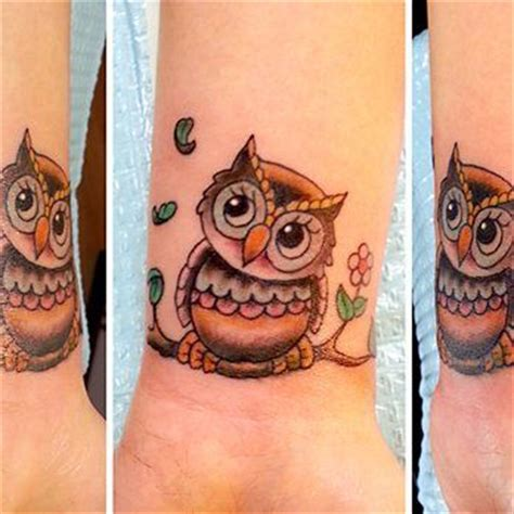wise owl tattoo removal 48 best owl tattoos on wrist