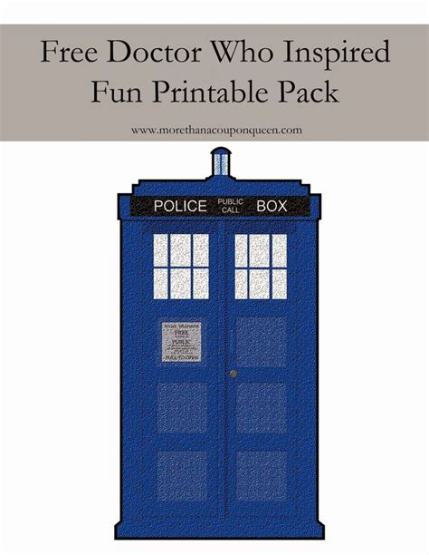 1000 images about a book is a tardis on 1000 ideas about doctor who printable on