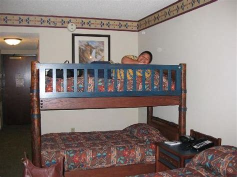 Wilderness Lodge Bunk Beds Bunk Beds Picture Of Disney S Wilderness Lodge Orlando Tripadvisor