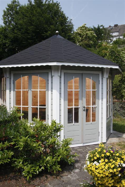 holz pavillon kaufen holz pavillon geschlossener mit panorama fenstern u