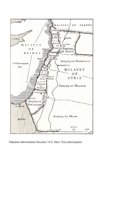 the ottoman central government appointed officials called the israeli palestinian conflict 1860 2006 legal aspects
