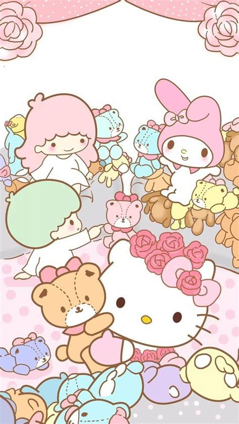 wallpaper iphone 6 my melody 25 best ideas about sanrio wallpaper on pinterest