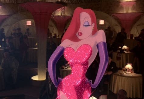 jessica rabbit who framed roger rabbit video city an actual shop