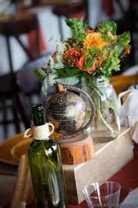World Globe Centerpieces Tradesy Weddings World Globe Centerpieces