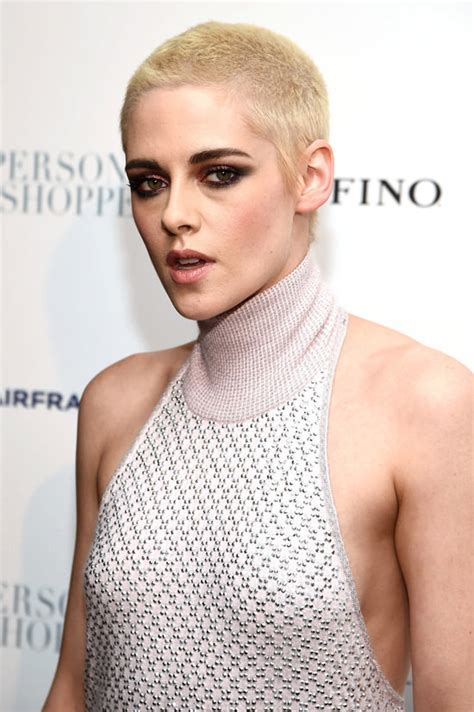 chanel short cut hair kristen stewart doesn t need a thing at the quot personal