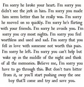 Sad Break Letters For Him sad break up quotes that make you cry 32