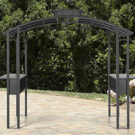 canopy outdoor furniture metal canopy outdoor furniture kmart metal gazebo