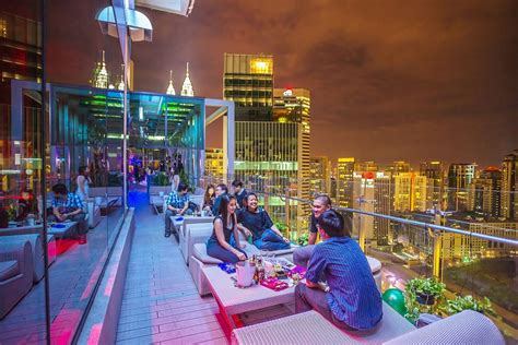 restaurant for new year dinner kl 10 restaurants bars that gives you the best view of kuala