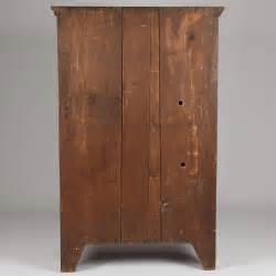 pennsylvania antique pine jelly cupboard cabinet c 1820