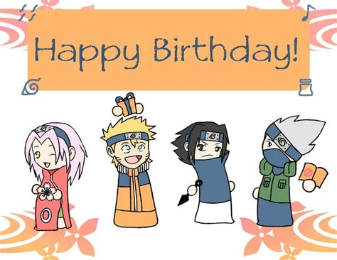 printable naruto birthday invitations naruto birthday card by sweetduke on deviantart