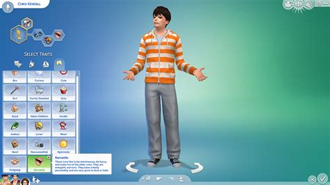 mod the sims keener trait new version added for cats and dogs update ep not required mod the sims sarcastic trait