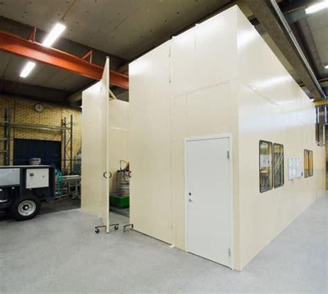 acoustical drape complete acoustic walls industridraperier