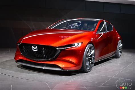 Mazda 3 2020 Cuando Llega A Mexico by Les 2 Prototypes Mazda De Tokyo Expliqu 233 S En D 233