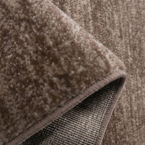 teppich abschluss teppich modern design braun beige kurzflor sternenmuster