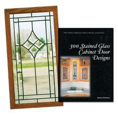 kitchen cabinet glass door design 1000 ideas about stained glass cabinets on pinterest