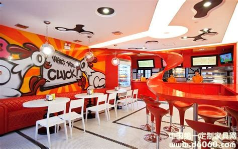 fast food restaurant layout entrance aisle design photo the funky chicken fast food