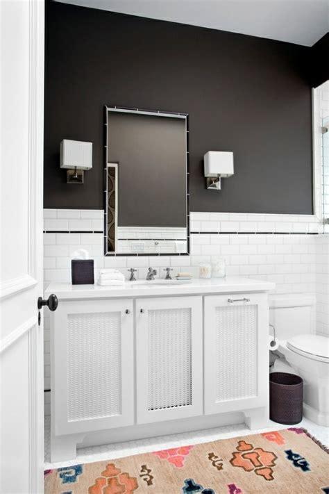 Schwarzes Badezimmer by Schwarzes Badezimmer 5 Vorteile Und 50 Ideen