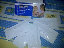 Alat Tes Kesuburan Baby Test baby test one med untuk deteksi masa subur secara murah mudah dan akurat ibuhamil