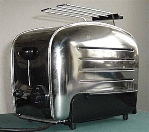 American Made Toaster Streamlined Design Movement Hubpages