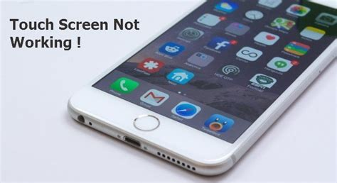 iphone touch screen not working after ios 12 11 update how to fix