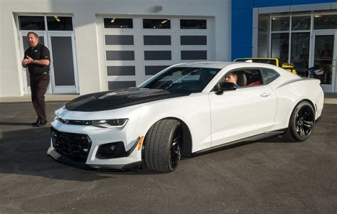 camaro for sale 2018 chevrolet camaro zl1 1le gm authority
