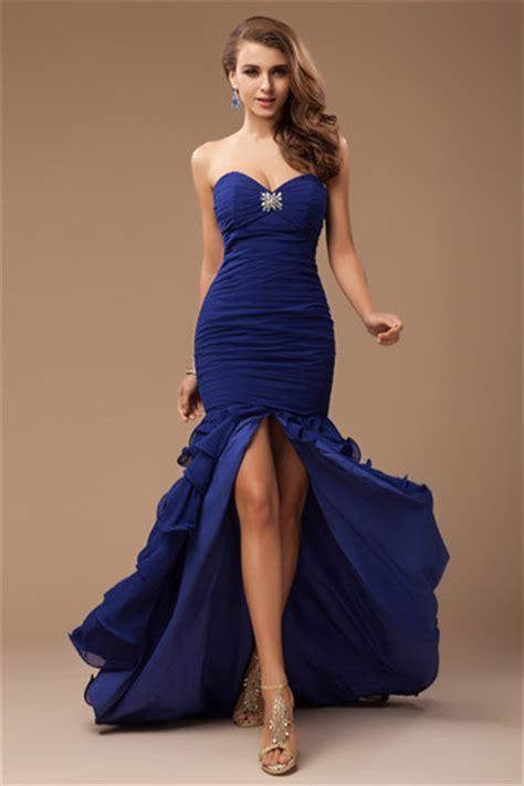 Robe De Cocktail Longue Lille - robe longue soir 233 e pour mariage moulante bustier coeur