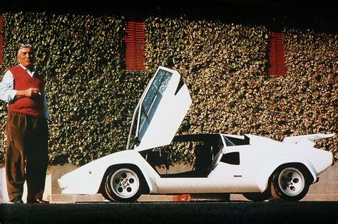History Of The Lamborghini The History Of Lamborghini Ruelspot