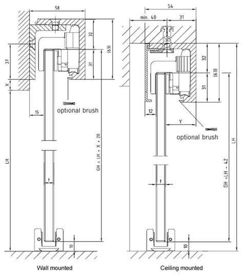 how to draw a sliding door in a floor plan glass sliding door detail google search general