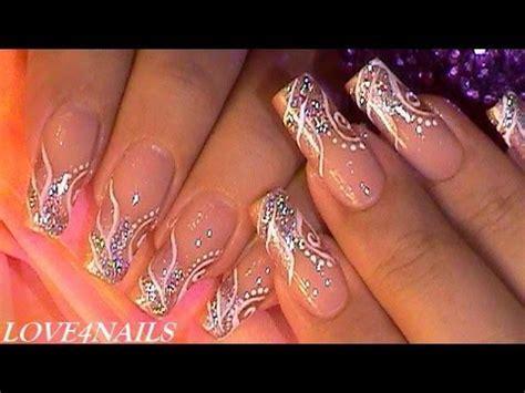 imagenes uñas decoradas elegantes u 241 as de acrilico dise 241 os elegantes imagui