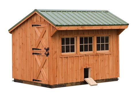 The Chicken Shed by Chicken Coops Amish Crafted Chicken Coops Chicken Homes