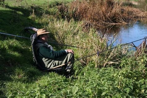 Army Andy Unhooking Mat by October 17th Dorset Stour Throop Kenny S Angling Guiding