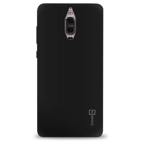 Autofocus Leather For Huawei 2 I Carbon for huawei mate 9 porsche mate 9 pro slim