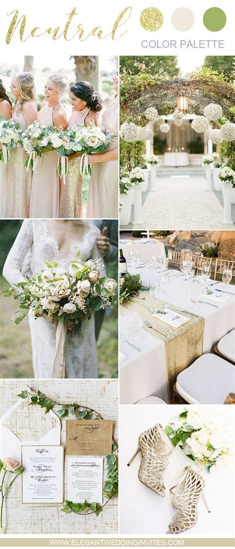 neutral wedding colors best 25 neutral wedding colors ideas on