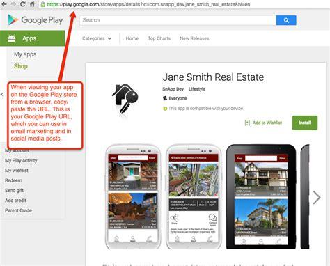 mobile url where do i find my mobile app url snapp