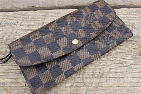Tas Louis Vuitton Sporty Damier Ori louis vuitton damier ebene emilie wallet