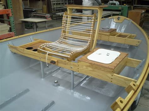 drift boat seat ideas plywood shop cabinet plans lavish home design