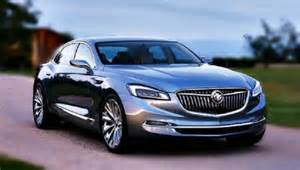 Buick Grand National Concept 2017 Buick Grand National