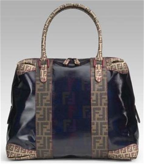 Fendi B Mix Duffle by Pepa Denton Does Wendy Williams With Large