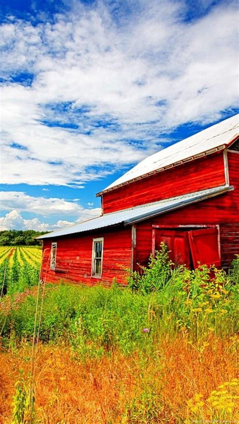 red barn backgrounds wallpapers   px