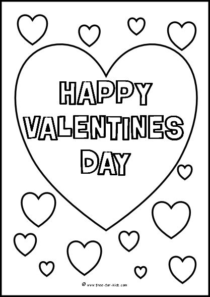 free coloring pages of i love you boyfriend