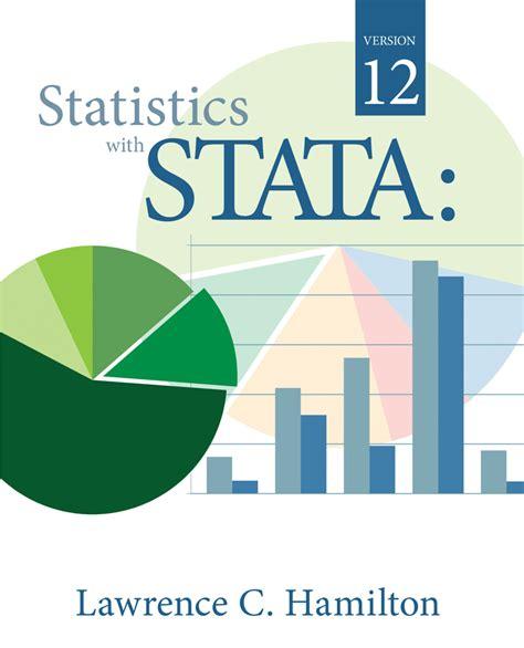 Bookshelf Online Books Stata Bookstore Statistics With Stata Version 12 Eighth