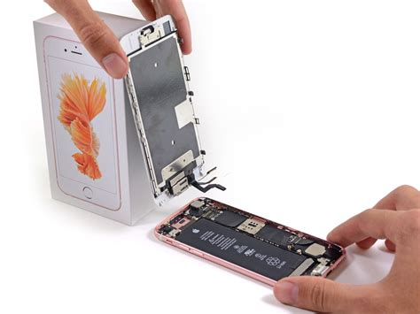 iphone 6s display replacement ifixit