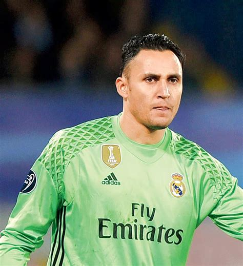 Keylor Navas Cl Sergio Ramos Has Striker S Instinct Says Real Madrid
