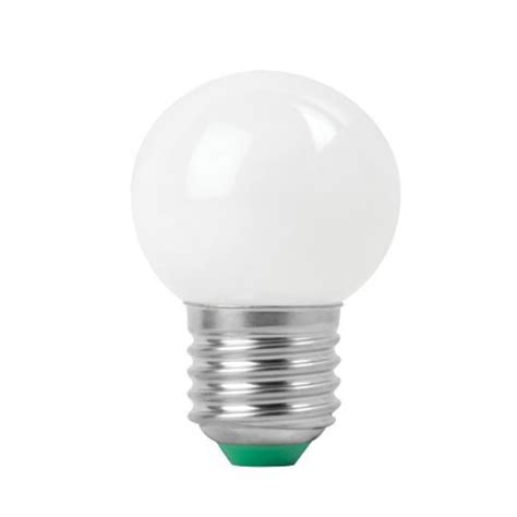 U Shaped Fluorescent Bulbs by Megaman 144414 3 Watt Es E27mm Led Ping Pong Golfball
