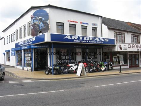 Motorcycle Dealers Wiltshire by Motorbike Rodbourne Community History